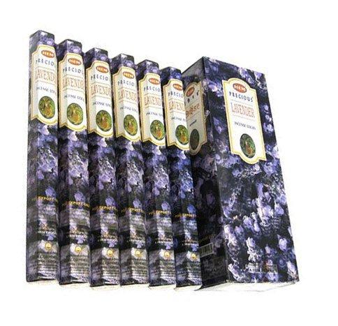 Precious Lavender - 120 Sticks Box - HEM Incense