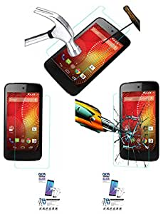 Acm Pack Of 2 Tempered Glass Screenguard For Karbonn Sparkle V Mobile Screen Guard Scratch Protector