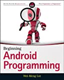 img - for Beginning Android Programming book / textbook / text book