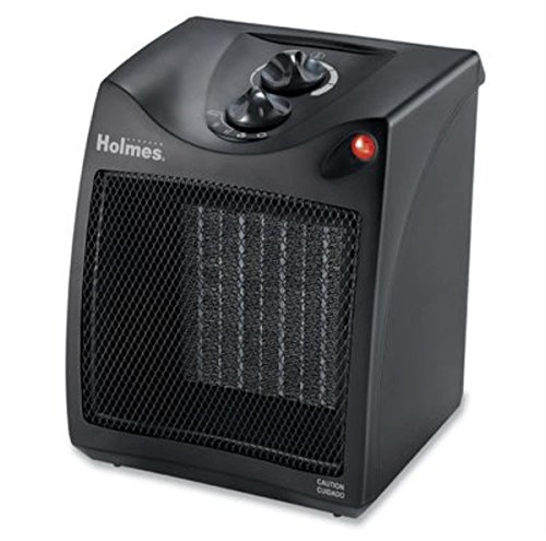Holmes Compendious Ceramic Heater with Thermostat