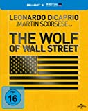 The Wolf of Wall Street - Steelbook [Blu-ray] [Limited Edition]