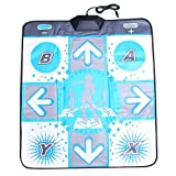 DDR Dance Dance Revolution Pad Mat For Hottest Party Wii(Without Retail Package)