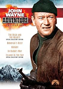 The John Wayne Adventure Collection (The High and the Mighty / In Harm's Way / Island in the Sky / Hatari! / Donovan's Reef)