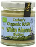 Carleys Raw Organic White Almond Butt...