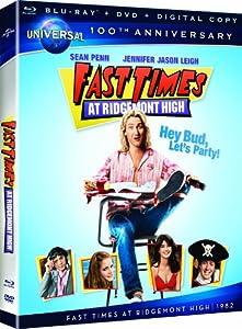 Fast Times at Ridgemont High (1982)    [Blu-ray + DVD + Digital Copy]