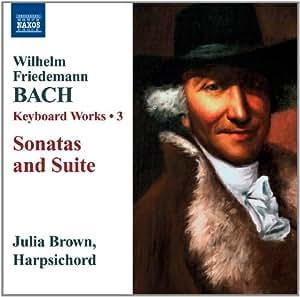 Oeuvres Pour Clavier /Vol.3 : Sonates - Suite, F.24/Br A 39