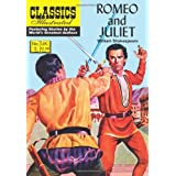 Romeo and Juliet (Classics Illustrated)by William Shakespeare