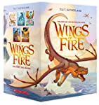 Wings of Fire Boxset, Books 1-5 (Wing...