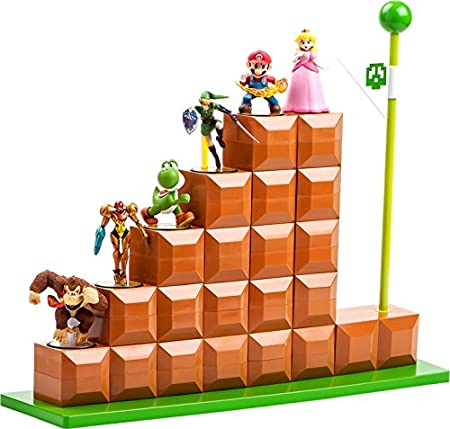 POWER A amiibo End Level Display