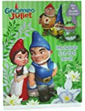 Gnomeo And Juliet the Movie Reusable Sticker Book # 42849