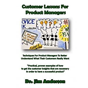 Customer Lessons for Product Managers Audiobook