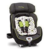 The First Years True Fit Recline Convertible Car Seat, Black/Green