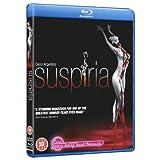 NEW Suspiria-blu Ray (DVD)