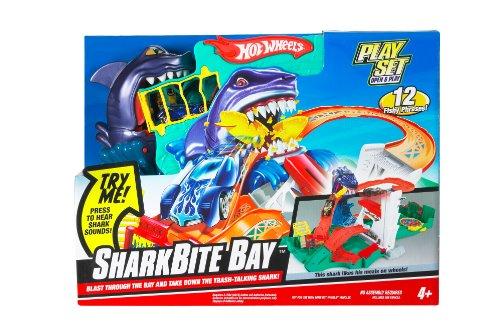 hot wheels shark park instructions