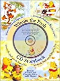 Winnie the Pooh CD Storybook (4-In-1 Disney Audio CD Storybooks) [Hardcover]