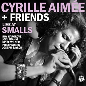 Cyrille Aimee - Live At Smalls cover