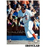 Brooks Robinson Autographed 8x10 Running Photo