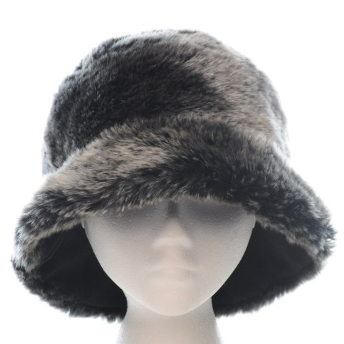 s one size up to 57cm reversible faux fur and