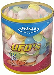 Frisia UFO\'s (British Flying Saucers) x 600