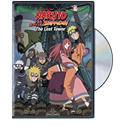 Naruto Shippuden: The Movie - The Lost Tower