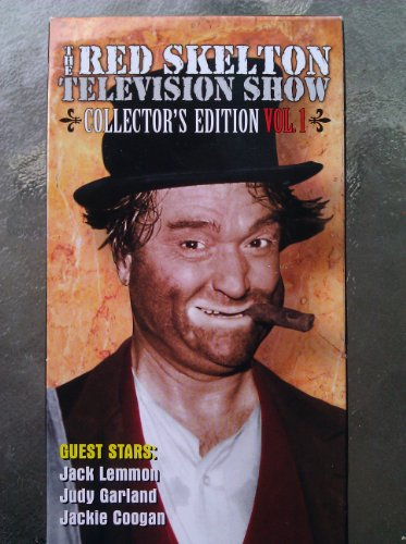 The Red Skelton Television Show: Collector's Edition (Red Skelton Vhs compare prices)