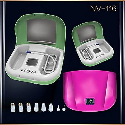 Diamond Dermabrasion Skin Care Peeling Beauty Exfoliation Facial Machine Portable