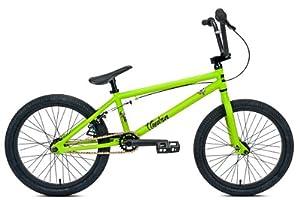 DK #20203 HYDRA 20 Inch Boys Bike Matte Green in Color 20 Matte Green by DK
