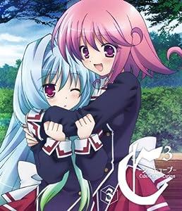 C3-シーキューブ- vol.3(通常版) [Blu-ray]