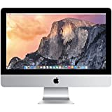 Apple iMac 21.5-inch All-in-One Desktop PC with Magic Mouse and Wireless Keyboard (Intel Core i5 2.7GHz Processor, 8GB DDR3 RAM, 1TB HDD, 5400rpm, Intel Iris Pro, Face Time HD Camera, OS X Mountain Lion)