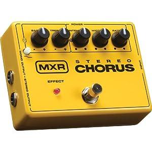Nice Deal on the MXR Stereo Chorus