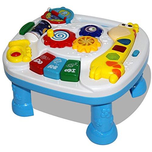 HZY Bambino Multifunzione Gioca e Impara Attività Musicale Giocattoli Educativi Tabella Fawn Elettronici