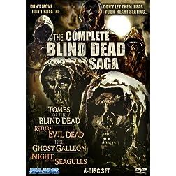 Complete Blind Dead Saga