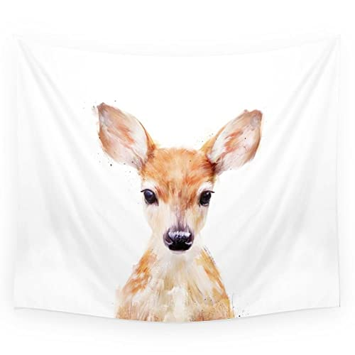 Little Deer Wall Tapestry
