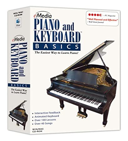 Piano and Keyboard Basics Version 2