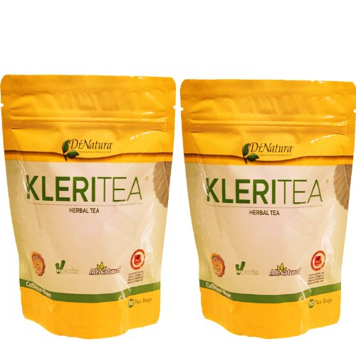 2-bags-of-kleri-tea-from-dr-natura-colonix-program