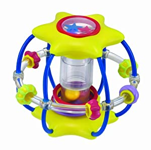 Manhattan Toy Whoozit Galaxy Star Activity Ball