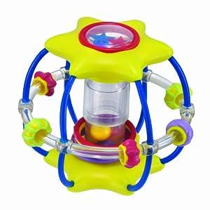 Manhattan Toy Whoozit Galaxy Star Activity Ball