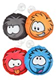 Character World Disney Club Penguin Puffle 4PK Cushion