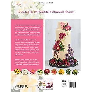 100 Buttercream Flowers: Livre en Ligne - Telecharger Ebook