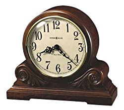 Howard Miller Desiree 12 1/4quot; Wide Tabletop Clock [Kitchen] Part No. 635138