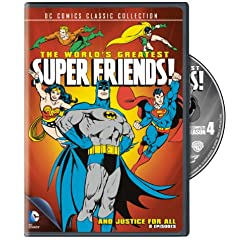 World's Greatest Super Friends: Season 4