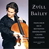 Zuill Bailey Debut Recording