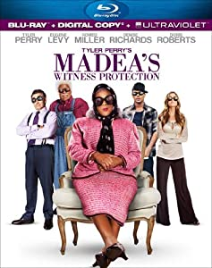 Tyler Perry's Madea's Witness Protection [Blu-ray]