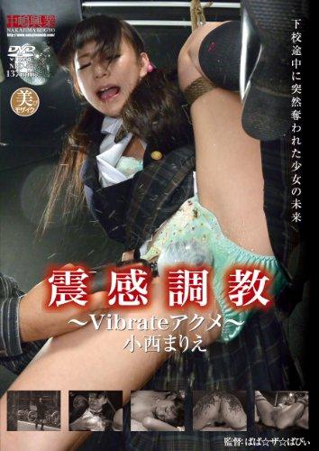 震感調教 ~Vibrateアクメ~小西まりえ 中嶋興業 [DVD]