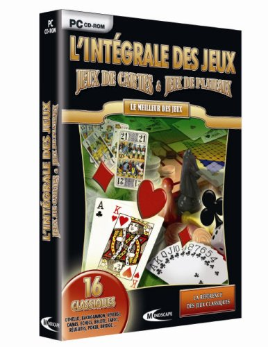 Coffret Casual Games (vf - French game-play)