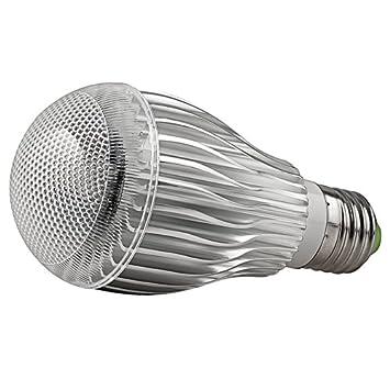 e27 9w rgb 16 bunt led birne farbwechsel lampe licht mit ir fernbedienung db646. Black Bedroom Furniture Sets. Home Design Ideas