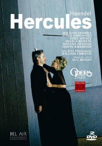 Handel - Hercules [2005] (Les Arts Florissants/William Christie) [DVD]