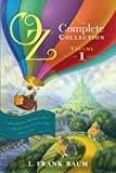 Image of Oz, the Complete Collection, Volume 1: The Wonderful Wizard of Oz; The Marvelous Land of Oz; Ozma of Oz