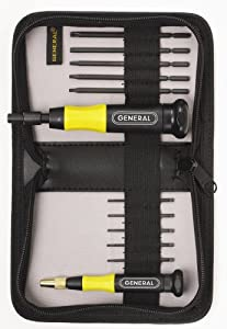 General Tools 67351 10-Piece Torx Screwdriver Set at Sears.com