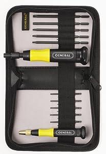 General Tools 67351  10-Piece Torx Screwdriver Set